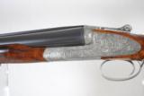 DANIEL PERAZZI DHO SIDELOCK 12 GAUGE PIGEON GUN - TWO BARREL SET - LUSSO GRADE - 9 of 23