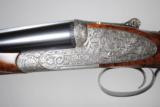 DANIEL PERAZZI DHO SIDELOCK 12 GAUGE PIGEON GUN - TWO BARREL SET - LUSSO GRADE - 10 of 23
