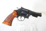 SMITH & WESSON MODEL 25-9 - MINT CONDITION - 45 LONG COLT - SALE PENDING - 2 of 9