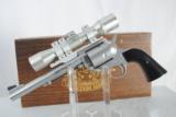 FREEDOM ARMS FIELD GRADE IN 454 CASULL - SCOPED WITH ORIGINAL BOX