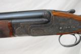 FABBRI - PIGEON GUN IN 12 GAUGE - HAND MADE IN 1966