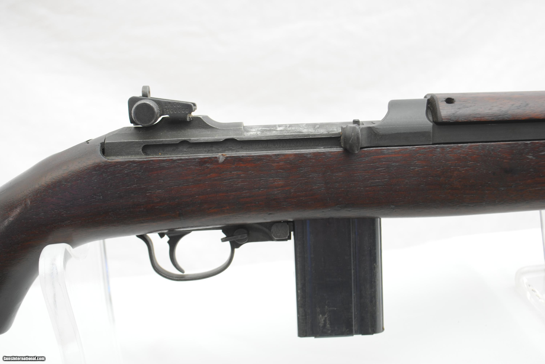 m1 carbine М1 carbine (полное наименование - us carbine, caliber 30, m1) — американский лёгкий самозарядный карабин.