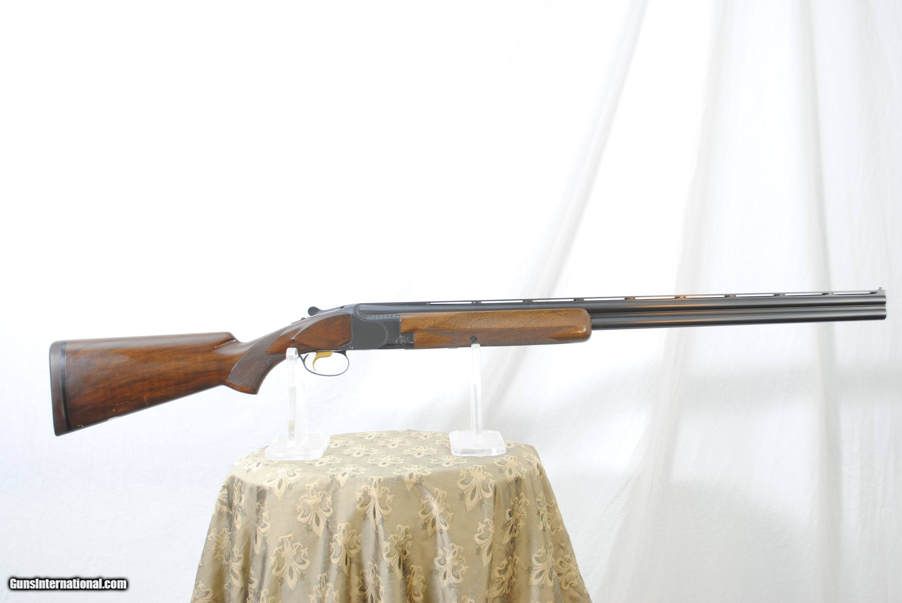 BROWNING SUPERPOSED MODEL FN - A1 TRAP - MADE IN BELGIUM