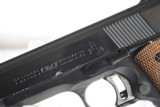 COLT NATIONAL MATCH - 45 ACP - MINT _ MADE IN 1967 - C&R ELIGIBLE