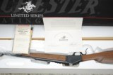 WINCHESTER MODEL 1885 TRAPPER IN 30-40 KRAG - AS NEW