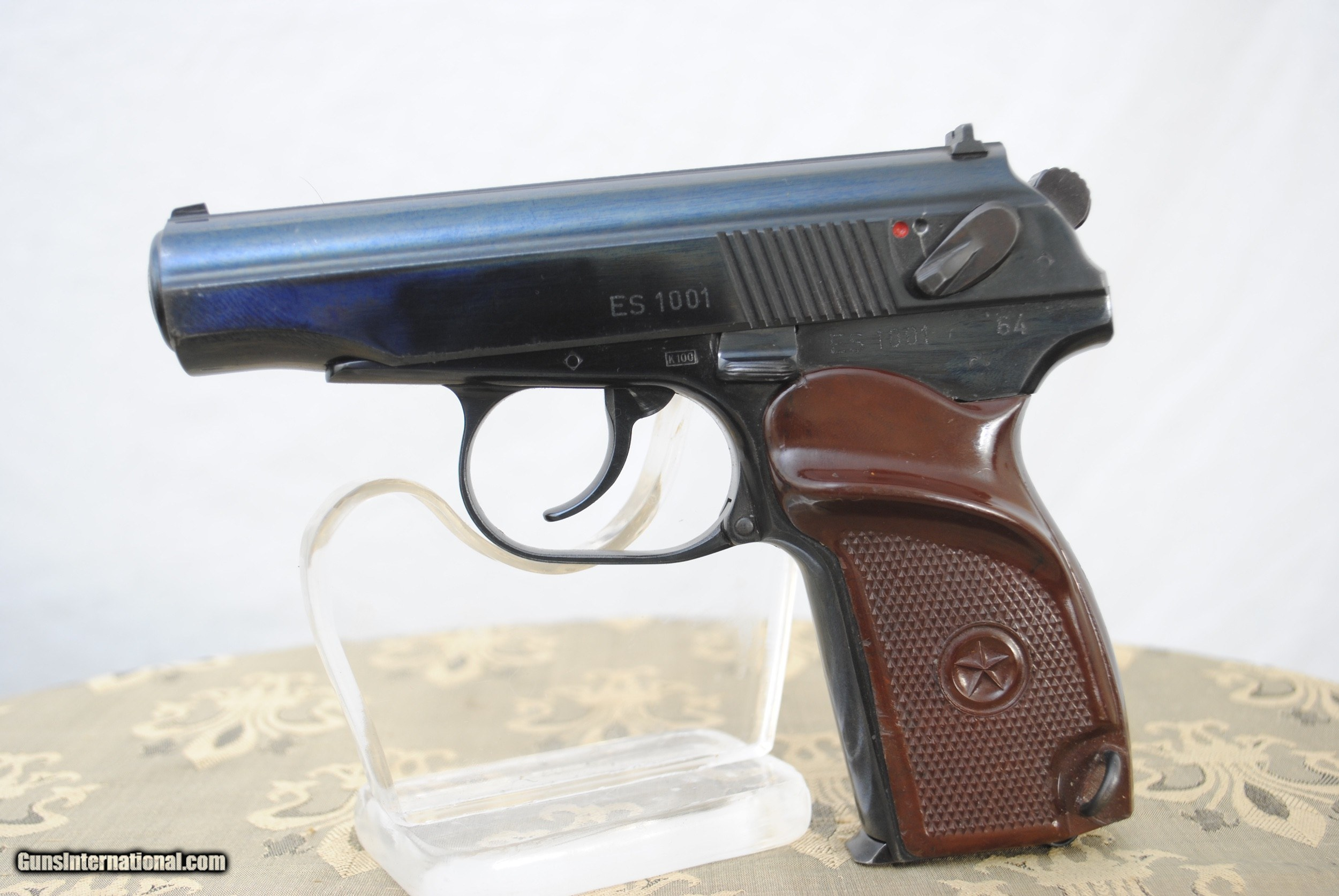 How correctly to shoot with a pistol of Makarov
