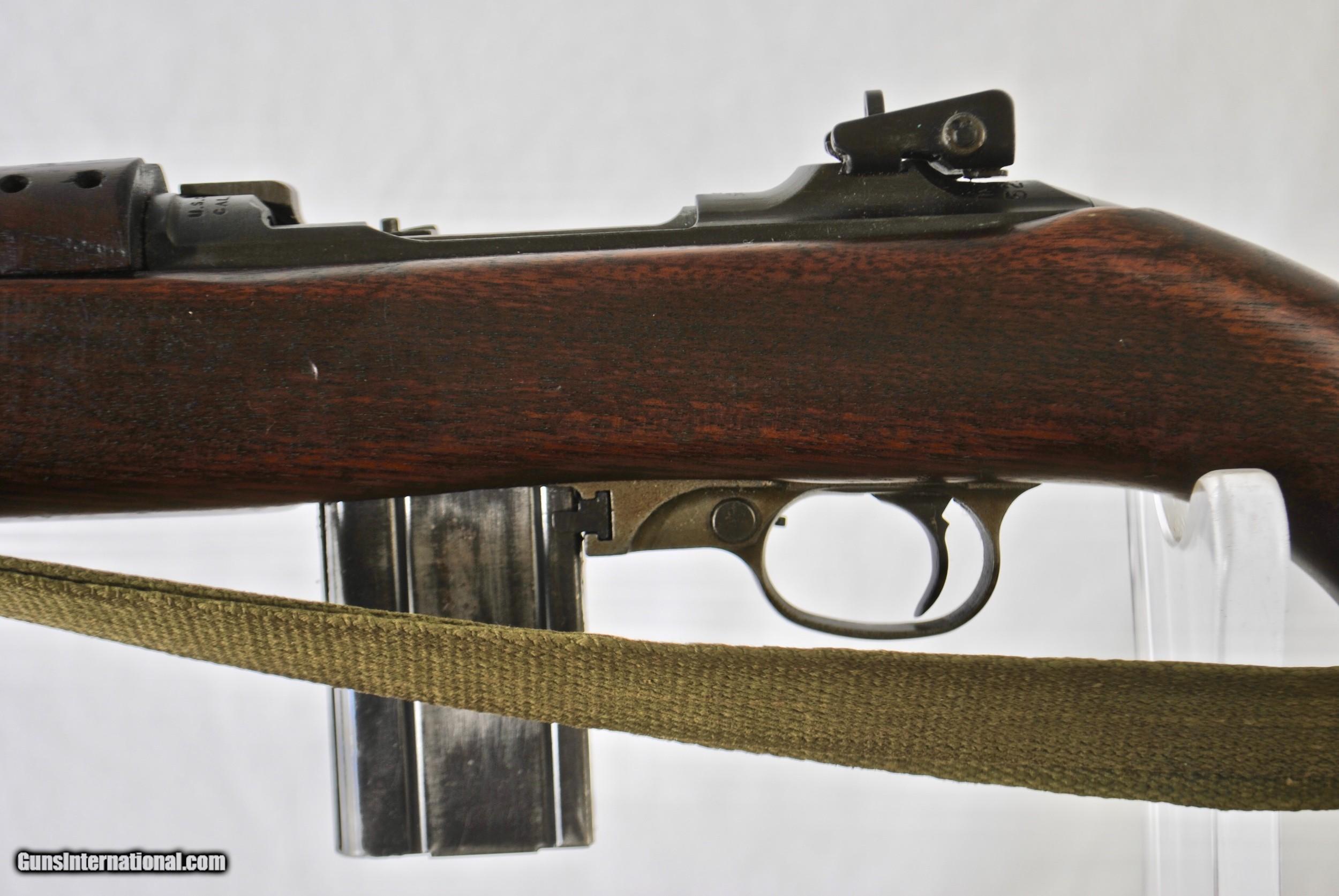 Dating en M1 carbine