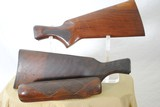 VINTAGE REMINGTON 870 STOCKS (2)AND (1) FOREND