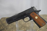 COLT GOVERNMENT MODEL - SERIES 70 IN 45 ACP