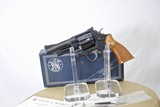 SMITH & WESSON MODEL 28-2 HIGHWAY PATROLMAN - AS NEW WITH BOX AND PAPERWORK