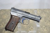 MAUSER 635 IN 25 AUTO - MINT CONDITION