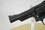 SMITH & WESSON MODEL 19-6 - 357 MAGNUM - WELL FIGURED GRIPS - 7 of 12