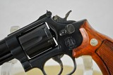 SMITH & WESSON MODEL 19-6 - 357 MAGNUM - WELL FIGURED GRIPS - 5 of 12