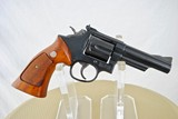 SMITH & WESSON MODEL 19-6 - 357 MAGNUM - WELL FIGURED GRIPS - 2 of 12