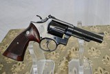 SMITH & WESSON MODEL 15-3 - 38 SPECIAL