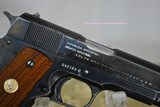 COLT GOVERNMENT MODEL 1911 - REPUBLICA ARGENTINA ARMADA NACIONAL