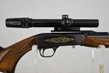 BROWNING TAKE DOWN 22 - MADE IN JAPAN - NEAR MINT CONDITION - BUSHNELL 3-7X SCOPE