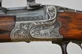 HIGH ART GERMAN COMBINATION GUN - 16 GAUGE X 8MM GERMAN MAUSER - MADE IN 1929