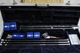 KRIEGHOFF 12 GAUGE CARRIER BARREL WITH 20, 28 AND 410 KOLAR CHOKE TUBE SETS - MINT