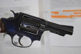 SMITH & WESSON MODEL 36 - SPECIAL ORDER VARIATION WITH FACTORY LETTER - 9 of 12