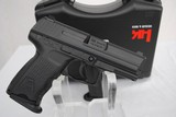 HK P2000 COMPACT in 9MM