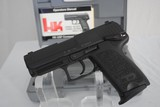 H&K USP COMPACT IN 45 ACP - AS NEW IN BOX - SALE PENDING