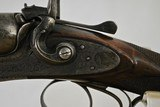 W&C SCOTT SPECIAL GRADE HAMMER SHOTGUN - 12 GAUGE - ANTIQUE - UNRESTORED CONDITION - SALE PENDING - 14 of 23