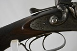 W&C SCOTT SPECIAL GRADE HAMMER SHOTGUN - 12 GAUGE - ANTIQUE - UNRESTORED CONDITION - SALE PENDING - 17 of 23