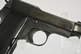 BERETTA 1934 - RARE GUN WITH ITALIAN AIR FORCE PROOF MARKS