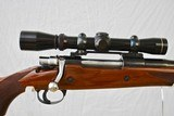 BROWNING SAFARI 7MM REMINGTON MAGNUM - BELGIUM MADE - LEUPOLD VARI-X II SCOPE