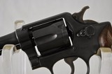 SMITH & WESSON PRE MODEL 10 REVOLVER WITH LANYARD LOOP - INCLUDES SMITH & WESSON LETTER - 4 of 15