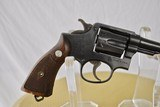 SMITH & WESSON PRE MODEL 10 REVOLVER WITH LANYARD LOOP - INCLUDES SMITH & WESSON LETTER - 11 of 15