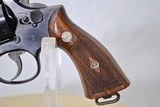 SMITH & WESSON PRE MODEL 10 REVOLVER WITH LANYARD LOOP - INCLUDES SMITH & WESSON LETTER - 6 of 15