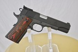 SPRINGFIELD ARMORY 1911 A1 - RANGE OFFICER IN 9MM - AS NEW - CASED WITH EXTRA MAG