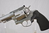 """RUGER REDHAWK WITH 7 1/2"""" BARREL WITH WOOD PRESENTATION AND RUBBER GRIPS - 3 of 10"""