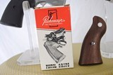 """RUGER REDHAWK WITH 7 1/2"""" BARREL WITH WOOD PRESENTATION AND RUBBER GRIPS - 7 of 10"""