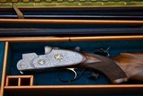 BERETTA SO3 EELL GRAN LUSSO - TWO BARREL SET - MASTER ENGRAVED BY BERETTA IN HOUSE ENGRAVER - MASSENZA