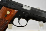 SMITH & WESSON MODEL 39-2 in 9MM - 4 of 6