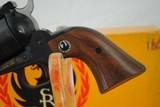 VINTAGE RUGER BLACKHAWK IN 30 CARBINE WITH ORIGINAL BOX - SALE PENDING - 3 of 12