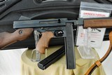 THOMPSON MODEL TM1 CARBINE - MADE BY AUTO ORDINANCE - 45 ACP - MINT CONDITION
