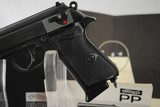 WALTHER PP - COMPLETE WITH PAPERWORK, BOX AND TEST TARGET - 5 of 11