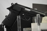 WALTHER PP - COMPLETE WITH PAPERWORK, BOX AND TEST TARGET - 3 of 11