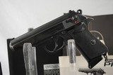 WALTHER PP - COMPLETE WITH PAPERWORK, BOX AND TEST TARGET - 2 of 11