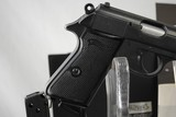 WALTHER PP - COMPLETE WITH PAPERWORK, BOX AND TEST TARGET - 10 of 11