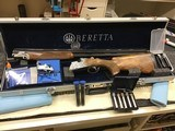 """Beretta DT11L o/u 32"""" like new with lots of extras - 2 of 14"""