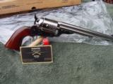 1872 Open Top Early Model Conversion Revolver 45LC, 7 1/2