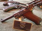 1937 S/42 Luger P08