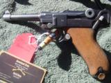 1936 S/42 Luger