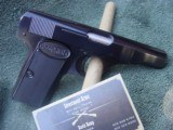 Browning 1955 Pistol 380, Belgium made