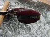 "Uberti, Taylors, 1858 Remington Conversion 8""Nickel, 45LC - 12 of 12"